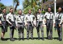 Magníficas 7: número récord de mujeres que se convierten en agentes de la Policía de Fronteras